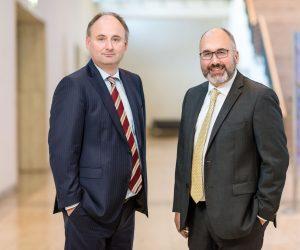 Ansprechpartner Tax, Andreas Rachmann & Dirk Roth